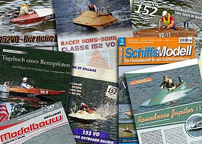152VO-Artikel in der Fachpresse