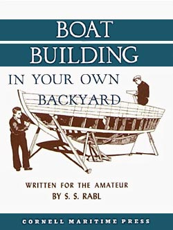 Rabl: Boatbuilding in your own backyard