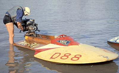"Racing Outboard (""Alky"")"